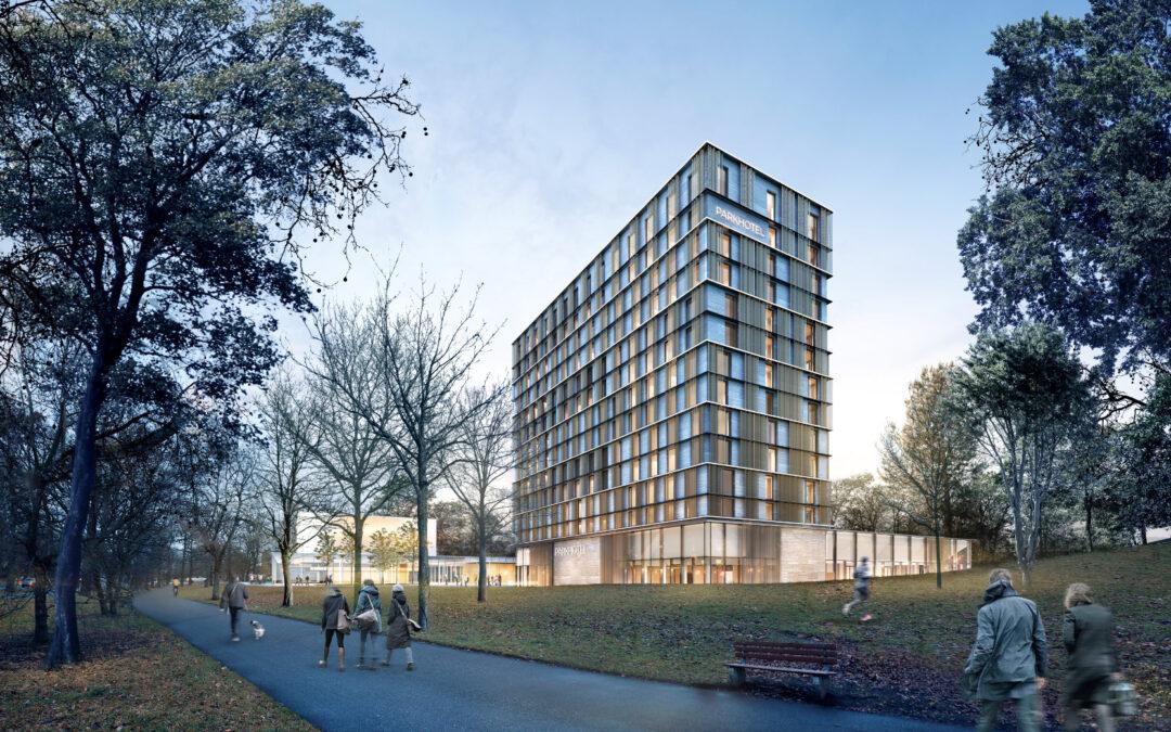 Parkhotel Fassadengestaltung | Nürnberg