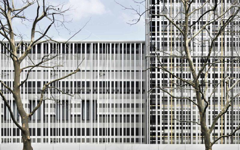 Fassadengestaltung Galeria Kaufhof | Erlangen