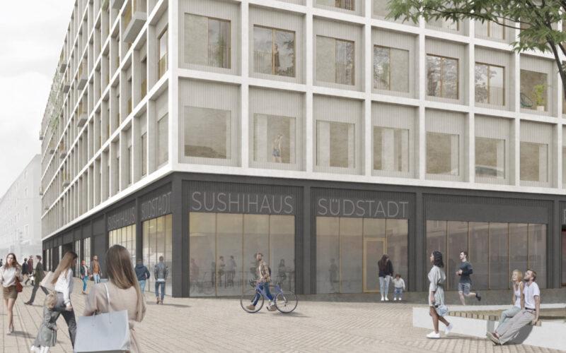 Fassadenwettbewerb Aufseßplatz | Nürnberg